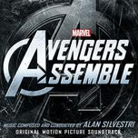 the avengers ost 2012 - alan silvestri