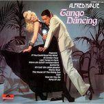 tango dancing - alfred hause