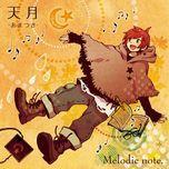 melodic note - amatsuki