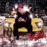 mixtape most wanted v-boi (2010) - andree