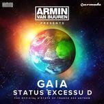 armin van buuren presents gaia - status excessu d (2011) - armin van buuren