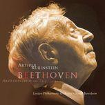beethoven piano concerto no 3 and 4 (vol. 78) - arthur rubinstein