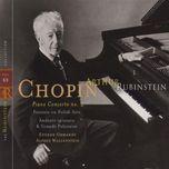 chopin (vol. 69) - arthur rubinstein