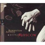 recitals in moscow (vol. 62 - cd2) - arthur rubinstein