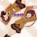 balance kiss (single 2010) - ayana taketatsu, yuiko tatsumi