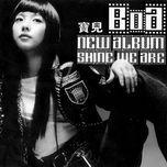shine we are (3rd mini album) - boa