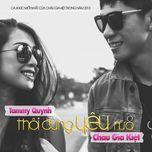 thoi dung yeu nua (single 2013) - chau gia kiet, tammy quynh