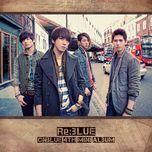 re:blue (4th mini album) - cnblue
