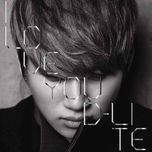 i love you (japanese single) - dae sung (bigbang)