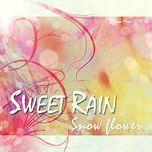 snowy flower (single) - danbi