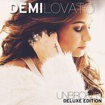 demi (deluxe edition) - demi lovato