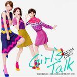 girl's talk (mini album) - dream girls