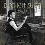 nhac tinh muon thuo (2013) - duong trieu vu