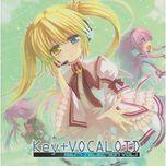 key+vocaloid best selection (vol. 1) - hatsune miku