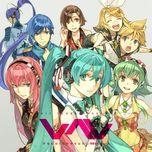 exit tunes presents vocalonexus - hatsune miku, v.a