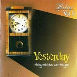 yesterday vol 5 (relax piano) - hoa tau