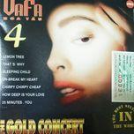 the gold concert (vafa vol. 4) - hoa tau