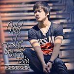 nhu luc ban dau (single) - hong duong m4u