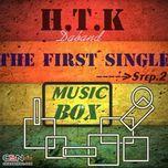 dau co hanh phuc (single) - htk