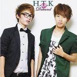 hanh phuc ben nguoi (single 2013) - htk