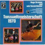 tanzweltmeisterschaft - hugo strasser