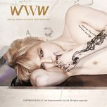 www (vol. 1) - jae joong (jyj)