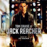 jack reacher (ost 2012) - joe kraemer