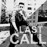 last call (single 2013) - justatee
