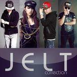 jelt (mini album) - justatee, emily, lk, touliver