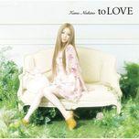 to love - kana nishino