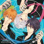 brothers conflict brilliant blue theme song - jealousness (single) - kenichi suzumura, kousuke toriumi, tomoaki maeno
