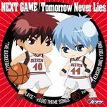 kuroko no basket radio theme songs - kensho ono, yuuki ono