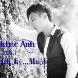 ich ky... muon (vol. 1 - 2013) - khac anh