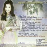 kho tam (tinh music platinum vol. 25) - manh quynh, ha vy