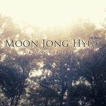 1st step acoustic - moon jong hyuk