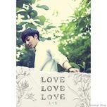 love love love (vol. 1) - roy kim