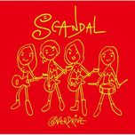 over drive (single) - scandal
