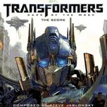 transformers: dark of the moon (the score) - steve jablonsky