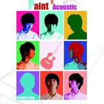 paint it acoustic (deluxe edition) - sungha jung