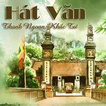 hat van tuyen chon (vol. 1) - thanh ngoan (nsut), khac tu (nsut)
