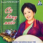 co hang nuoc - thu hien (nsnd)
