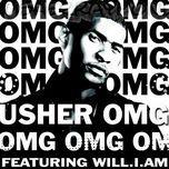 omg (single) - usher, will.i.am