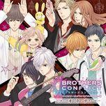 brothers conflict character song concept mini-album 1 'otona' - v.a