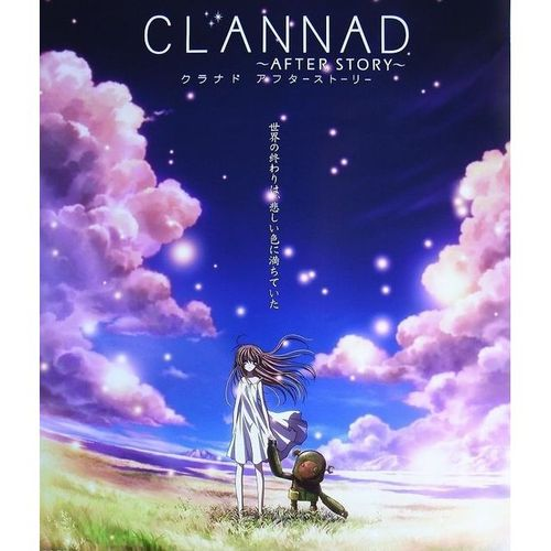 Clannad After Story OST