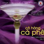 co hang ca phe (mau thoi gian vol. 3) - v.a