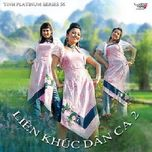lk dan ca 2 - ngheo ma co tinh (tinh music platinum vol. 56) - v.a
