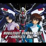 mobile suit gundam seed complete best (2003) - v.a