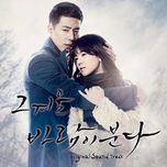 that winter, the wind blows ost - v.a