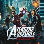 the avengers assemble ost (2012) - v.a