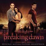 the twilight saga: breaking dawn part 1 (original motion picture soundtrack 2011) - v.a